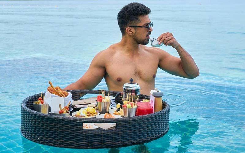 Saqib Saleem Jets Off To Maldives; Adah Khan Takes A Swipe At Celebs Holidaying At The Beach Haven