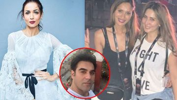 Amid Rumours Of A Clash Due To Arbaaz Khan, Malaika Arora And Ujjwala Raut Attend U2 Concert – PICS