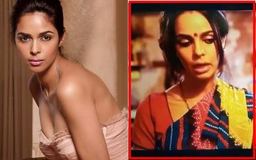 Mallika Sherawat Trades Sexy For Desi In A Film Opposite Sanjay Mishra; Catch Their Nok Jhok From Their Unreleased Film-VIDEO