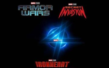 Marvel Studios Announce Fantastic Four, Secret Invasion, Ironheart, War Machine And Other Biggies For Its Phase 4