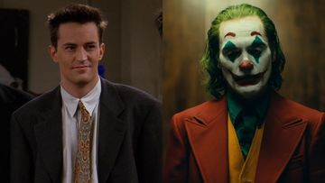Did Chandler From FRIENDS Inspire Joaquin Phoenix's Joker? At Least That's What Matthew Perry's Tweet Hints At