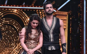 Nach Baliye 9: Vishal Aditya Singh Forgets His Steps On Stage, Blame It On His Fight With Madhurima Tuli