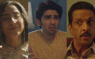 Maska Trailer: Manisha Koirala, Javed Jaffery, Prit Kamani Are Here To Evoke A Wave Of Nostalgia