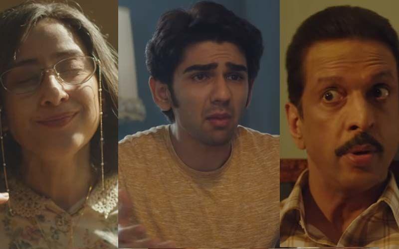 Maska Trailer: Manisha Koirala, Javed Jaffery, Prit Kamani Are Here To Evoke A Wave Of Nostalgia