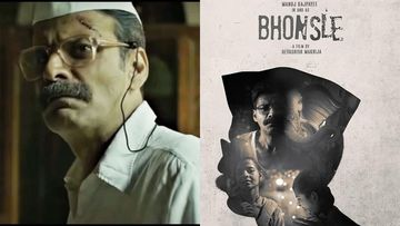 Bhonsle Review: Manoj Bajpayee Delivers A Spectacular Performance, Speaks Loudest With His Silence; Santosh Juvekar Is A Badass To Watch Out