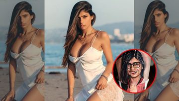 Former Porn Star Mia Khalifa Slams A Fan Who Tattooed Her Face On His Leg; Calls It 'OUTRIGHT CREEPY'
