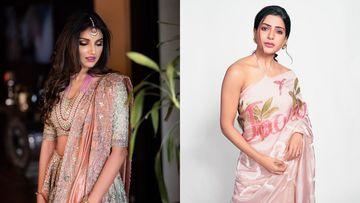 Rana Daggubati's Sister-In-Law Samantha Akkineni Can't Stop Drooling Over His Fiance Miheeka Bajaj's Pre-Wedding Look