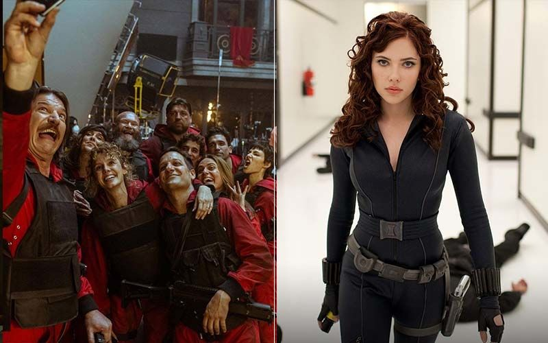 Money Heist On Netflix To Black Widow On Disney+ Hotstar Top 5 Content To Look Out For This Week