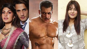 Most-Liked INSTA Pics This Week: Asim-Jacqueline's Sizzling Chemistry, Shirtless Salman Khan, Shehnaaz In Sidharth's Tee And MORE