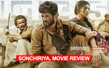 Sonchiriya, Movie Review: Chambal Ki Kasam, This Sushant-Bhumi Dacoit Drama Is Engaging But Not Entertaining