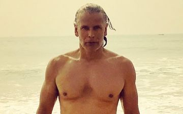 Milind Soman SLAMS Trolls For Criticising His Nude Insta Post; Says It's His Page, 'If You Don't Want To Follow Me, Don't Follow'
