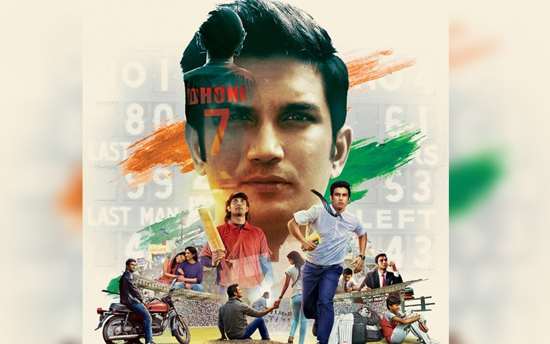 Sushant Singh Rajput's M.S. Dhoni- The Untold Story BANNED In Pakistan?