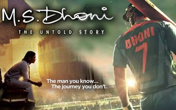 Movie Review: M S Dhoni: The Untold Story…Just About Hits A Boundary
