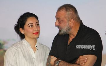 After Sanjay Dutt Lung Cancer Diagnosis, Wife Maanayata Dutt Returns To Mumbai Who Was Stuck In Dubai Due To COVID-19