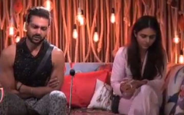 Bigg Boss 13: Vishal Aditya Singh Wants To Leave As Madhurima Hits Him With Chappal; BB Opens Door- VIDEO