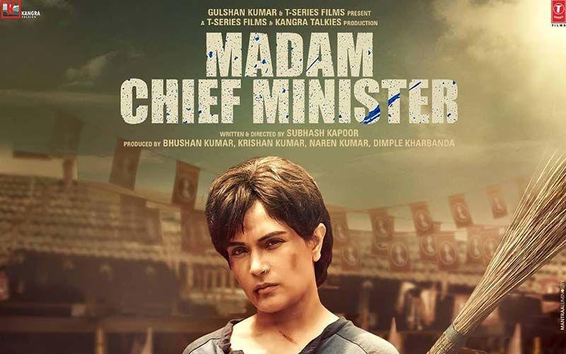 Is Richa Chadha's Madame Chief Minister Based On The Life Of Former CM Of Uttar Pradesh, Mayawati?