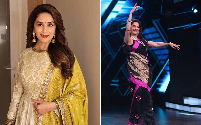 Madhuri Dixit Strikes Off Belly Dancing From Her Bucket List