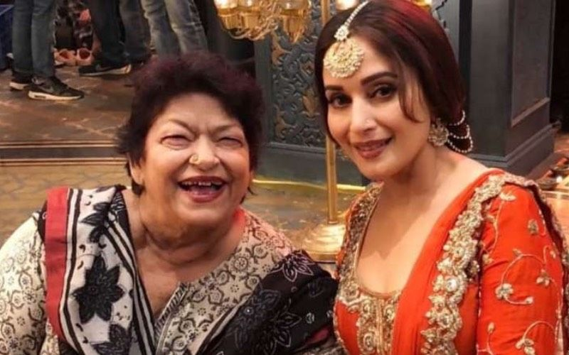 Saroj Khan Passes Away: Masterji Choreographed Her LAST Song With Her Favourite Student Madhuri Dixit In Kalank