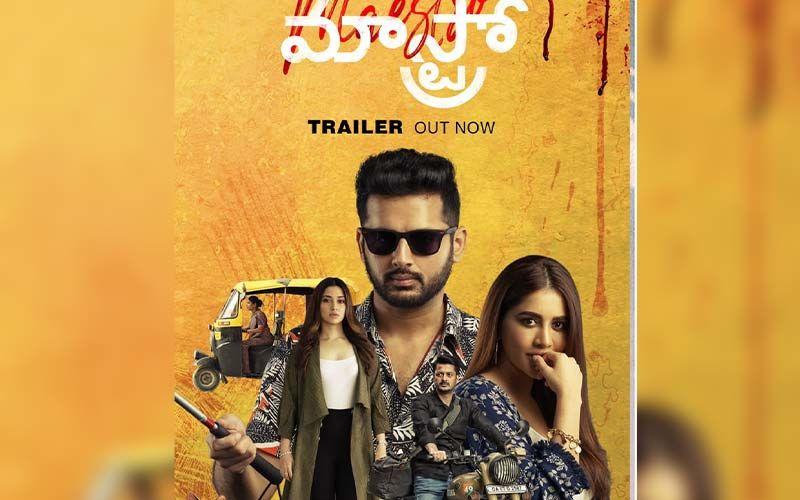 Maestro Trailer OUT: Nithiin, Tamannaah Bhatia And Nabha Natesh's Black Comedy To Release on Disney Plus Hotstar Soon