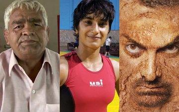 Mahabir Singh Phogat and Daughter Ritu Phogat React After Watching Aamir Khan's Dangal Trailer