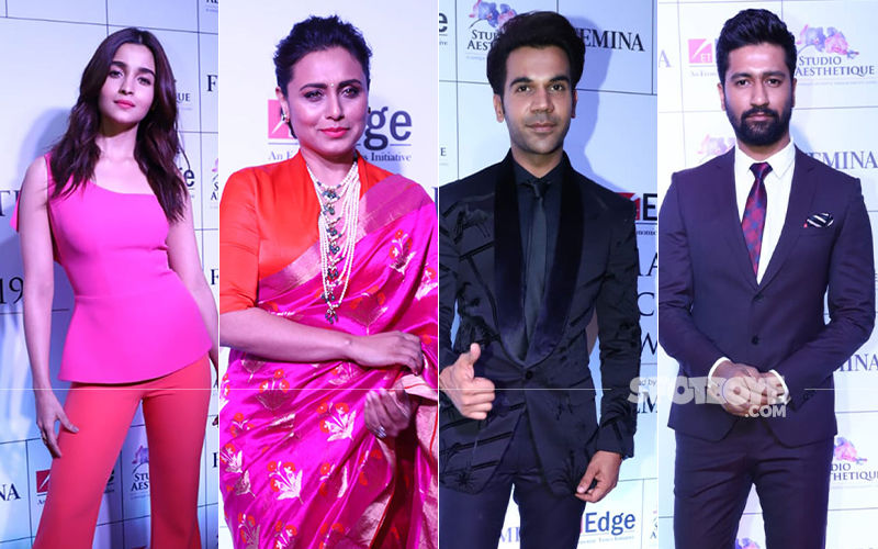 Maharashtra Achievers' Awards 2019: Alia Bhatt, Vicky Kaushal, Rajkummar Rao, Rani Mukerji Win Big