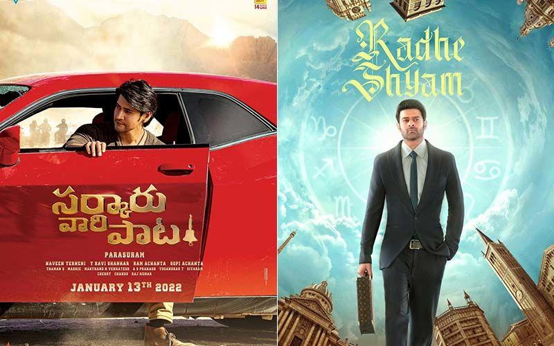 Pawan Kalyan's Pspkrana To Lock Horns With Mahesh Babu's Sarkaru Vaari Paata, Radhe Shyam And Hari Hara Veera Mallu: Sankranthi 2022 Will See The Biggest Clash At The Box Office!