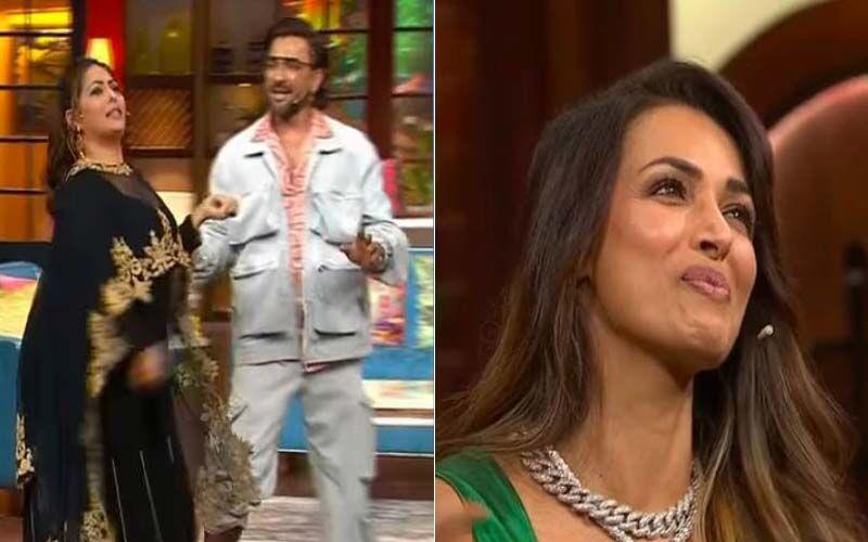 The Kapil Sharma Show: Geeta Kapur Imitates Malaika Arora's Walk And Terrence Lewis Enacts How She Poses For Paparazzi-Watch FUN Video