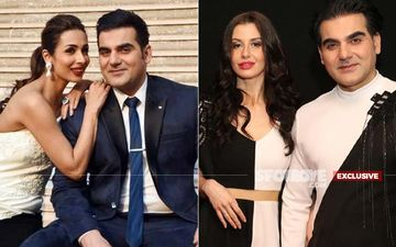 Don't Be Surprised If You See Arbaaz Khan's Ex-Wife Malaika Arora And Current Girlfriend Giorgia Working Out Together