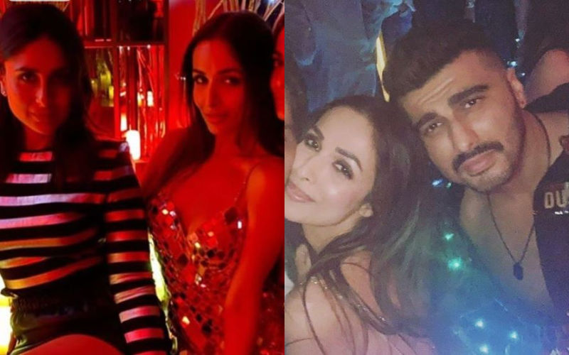 Malaika Arora's 46th Birthday Bash INSIDE PICS AND VIDEOS - Birthday Girl Dances Like A Siren, Boyfriend Arjun Kapoor Keeps Up With The Mood