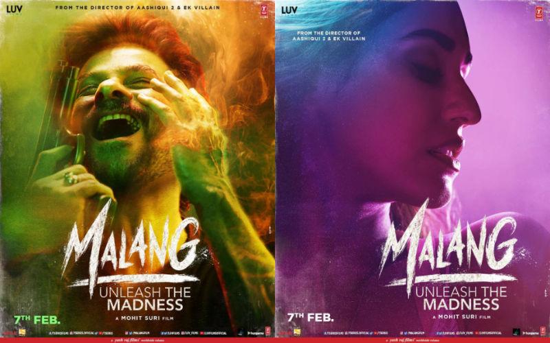 Malang Poster Reveal Anil Kapoor Disha Patani Aditya Roy Kapur Kunal Kemmu Are Here To Up The Madness