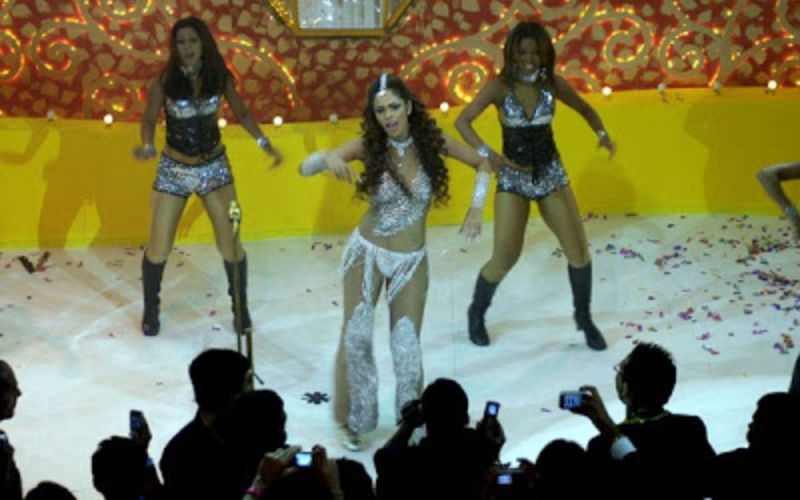 Throwback To Mallika Sherawat's New Year 2007 Performance In Provocative Dress That Got Her In Trouble - Video