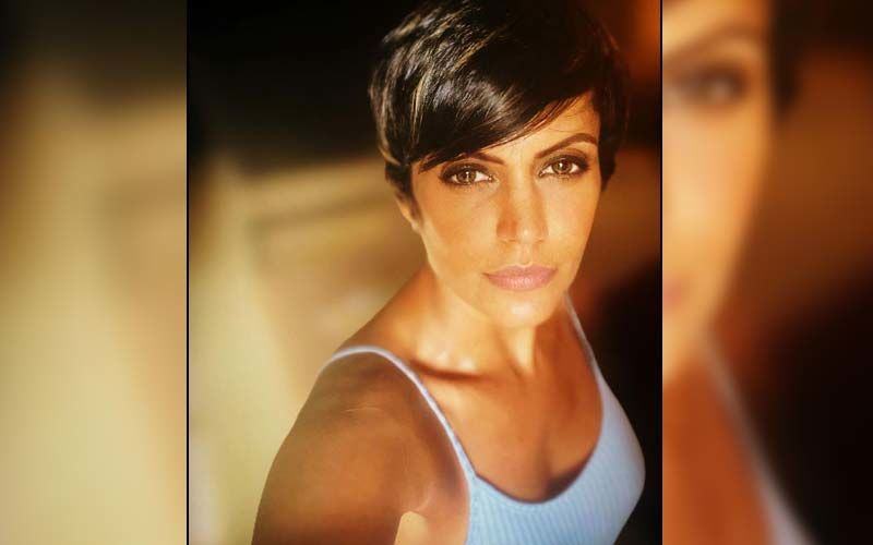 Mandira Bedi Steps Out For The First Time Since Husband Raj Kaushal's Death; Goes For A Walk With Her Mother