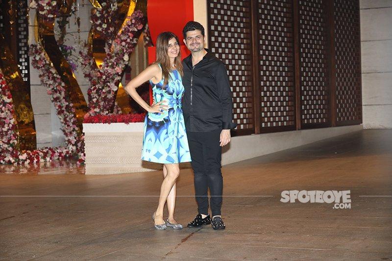 Manisha And Dabboo Ratnani
