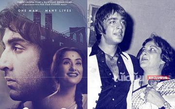 EXCLUSIVE: फिल्म संजू में रणबीर की मां का किरदार नहीं निभाना चाहती थी मनीषा कोइराला