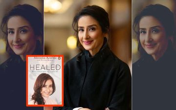Manisha Koirala To Throw Light On Her Book, Healed, At The Mumbai Lit Fest On January 31