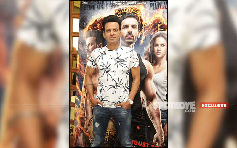 Manoj Bajpayee On Film Remakes: 'I Don't Think Anybody Should Remake Films' - EXCLUSIVE