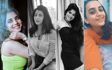 Charismatic Beauties Sayali Sanjeev, Maadhavi Nemkar, Amruta Deshmukh, Parna Pethe Flaunt Their Raw Magnetism On Social Media