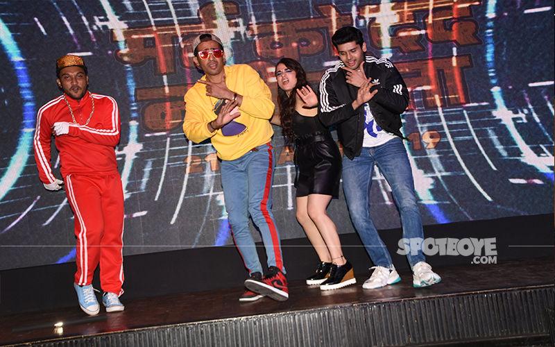 Mard Ko Dard Nahi Hota Promotions: Abhimanyu Dassani, Radhika Madan, Gulshan Devaiah Dance Their Hearts Out