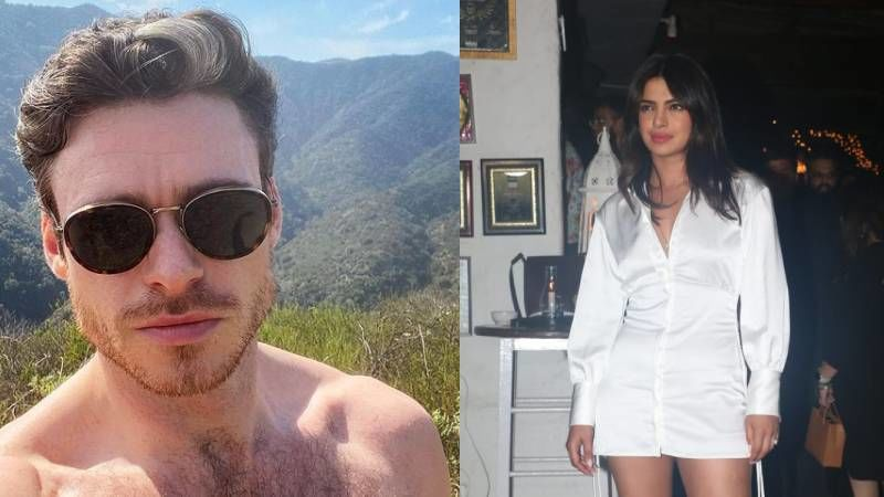 Citadel: Priyanka Chopra And GOT Star Richard Madden Perform A High-Octane Action Scene; LEAKED Pictures From Sets Go Viral