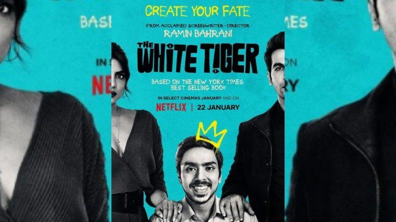 Oscars 2021: Priyanka Chopra-Rajkummar Rao-Adarsh Gourav Starrer The White Tiger Bags Nomination In Adapted Screenplay Category