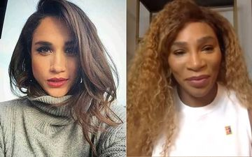 What? Meghan Markle's Bestie Serena Williams Says 'Never Heard Of Her, Don't Know Her' When Asked About The Former Duchess Of Sussex
