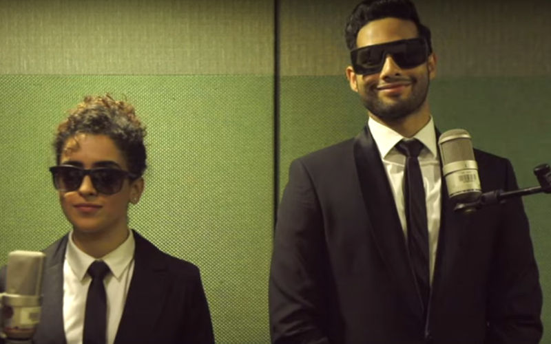 Men In Black International Hindi Trailer: Sanya Malhotra And Siddhant Chaturvedi Are 'Bohot Hard'