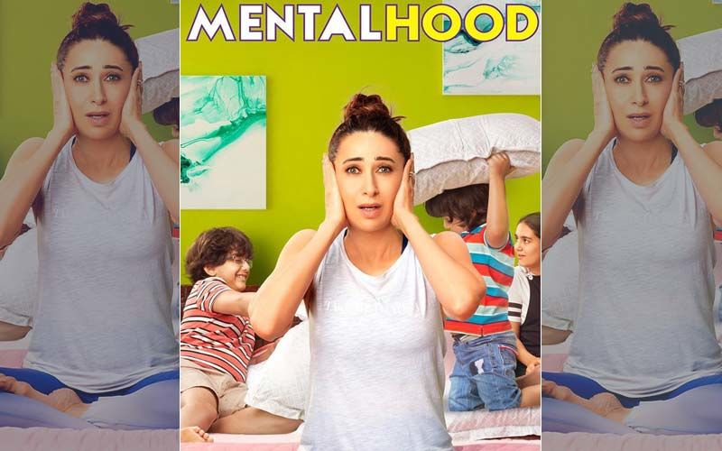 Karisma Kapoor In Mentalhood, First Look: Biwi No. 1 Is Now Mummy No. 1!