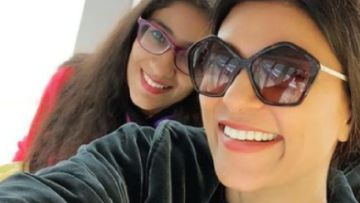 Sushmita Sen Offered To Help Daughter Renee To Find Out About Her Biological Parents When She Turns 18; Here's How Renee Responded