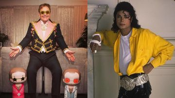 SHOCKING - Singer Elton John Calls Late Michael Jackson 'Mentally Ill' In His Upcoming Memoir