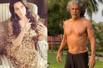 Pooja Bedi Tweets 'If Nudity Is A Crime All Naga Babas Should Be Arrested' Whilst Defending Milind Soman's Nude Picture
