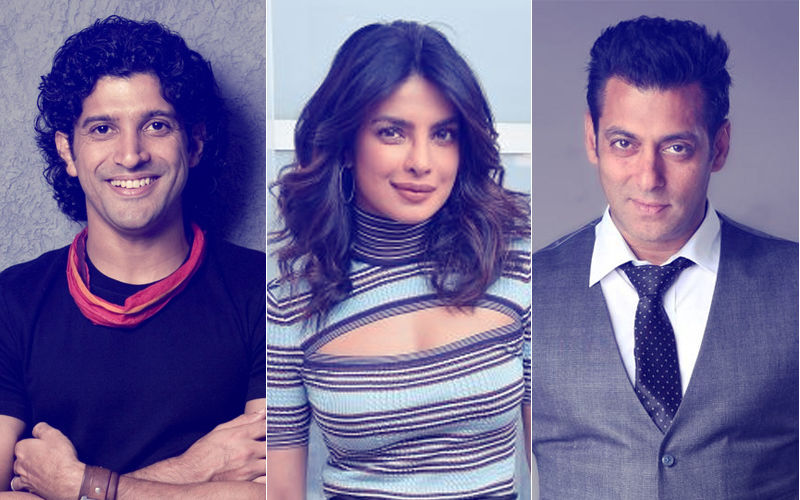 Minutes After Announcing Exit From Bharat, Priyanka Chopra Officially Joins Farhan Akhtar's Next