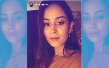 Something Is Irritating Mira Rajput. It Refuses To Go. Guess What?