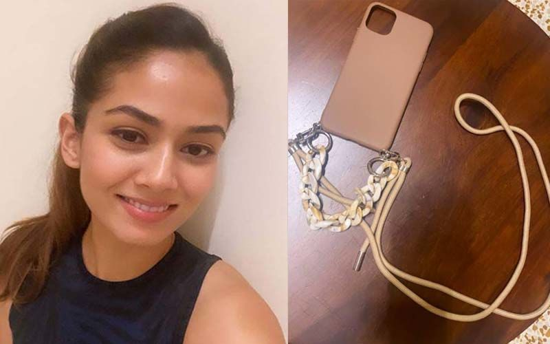 Mira Rajput Gets Conned By An Online Store; Says 'Fell For A Silly Ad' While She Shares A Picture Of Her Defective Phone Cover