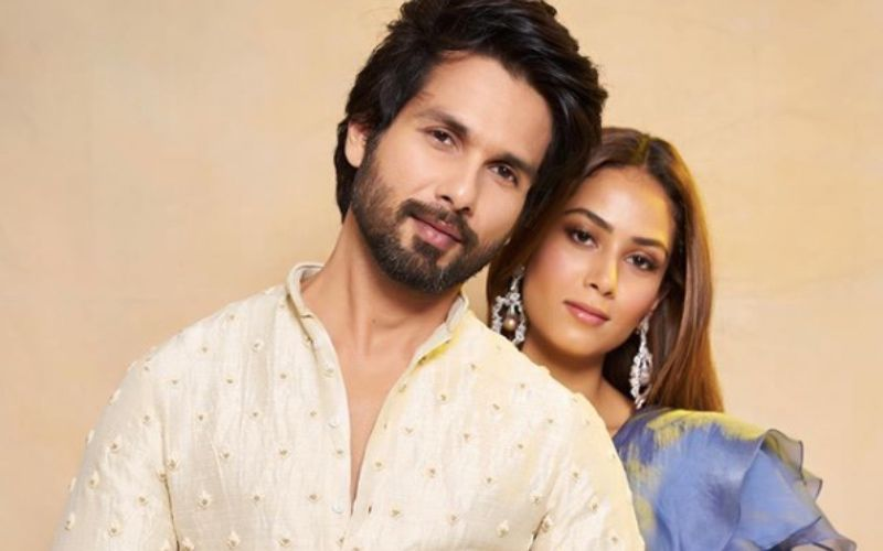 Mira Rajput Tightly Embraces Shahid Kapoor In A Hug; Internet Melts In A Mushy Puddle